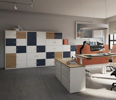 Office Furniture Steel Office Storage Bisley